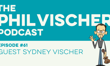 Episode 61: Guest Sydney Vischer