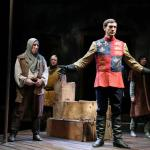Lantern Theater Company's production of HENRY V (2013). Photo by Paola Nogueras
