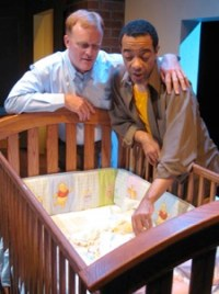 Little Lamb at the Adrienne Theatre, InterAct Theatre Company