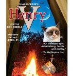 HENRY V (Lantern): Grumpy Professor Review