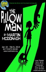 THE PILLOWMAN (Luna Theater): 60 Second Review
