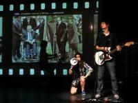 EL AÑO EN QUE NACÍ (FringeArts): Living mosaic