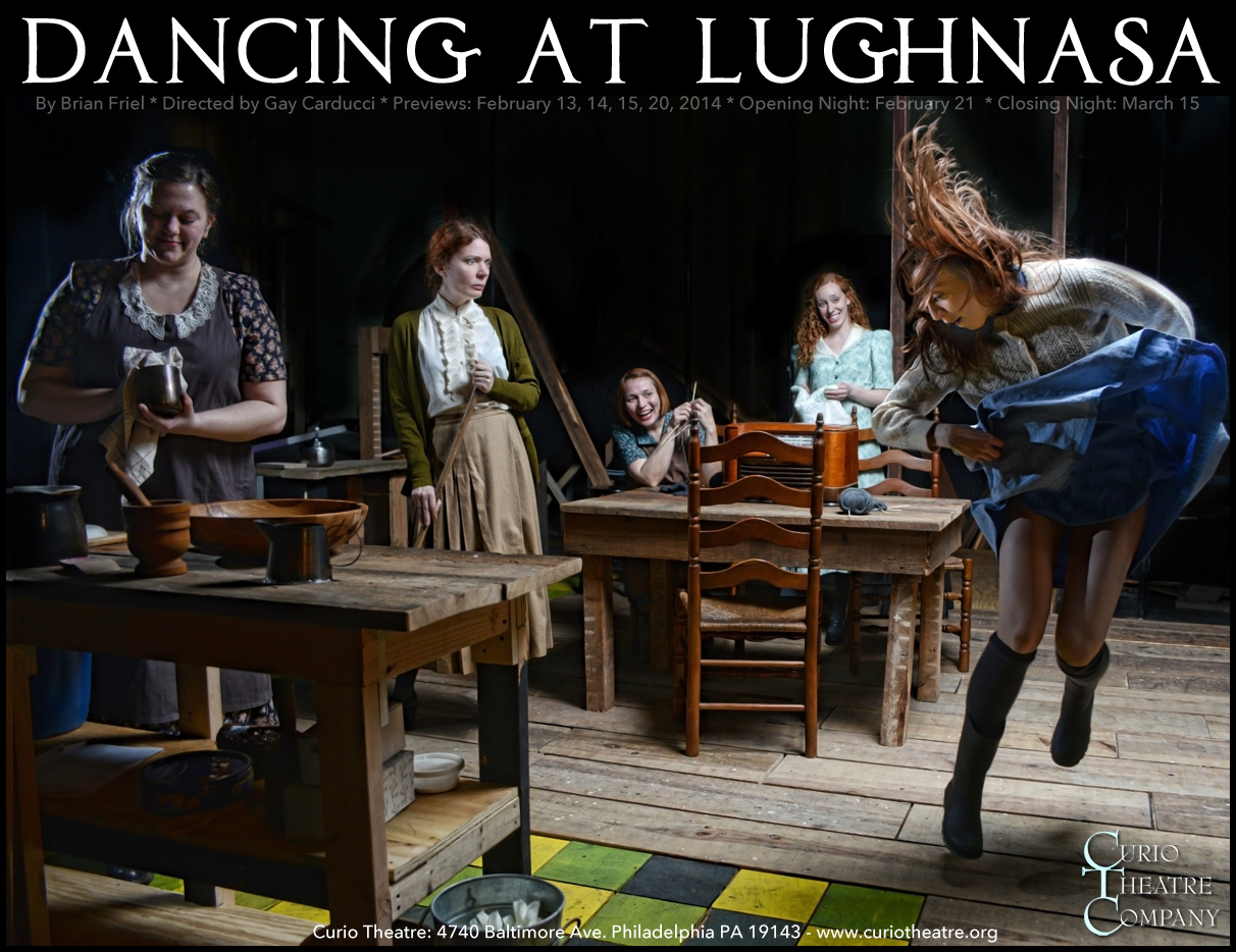 Dancing at Lughnasa Summary