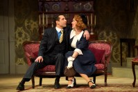 Walnut Street Theatre, Arsenic and Old Lace, Damon Bonetti and Jennie Eisenhower