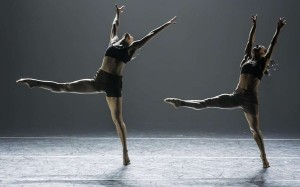 Koresh Asya Zlatina and Jessica Daley. photo by Frank Bicking