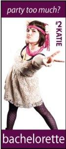 Kate Brennan stole the show as Katie in Bachelorette (Luna, 2012).