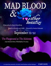MAD BLOOD AND OTHER BEAUTIES (A Plague On Both Your Houses): Fringe Review 44