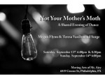 NOT YOUR MOTHER'S MOTH (Megan Flynn & Teresa VanDenend Sorge): Fringe Review 64