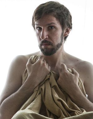 Dan Hodge, Rape of Lucrece 2 by Kate Raines