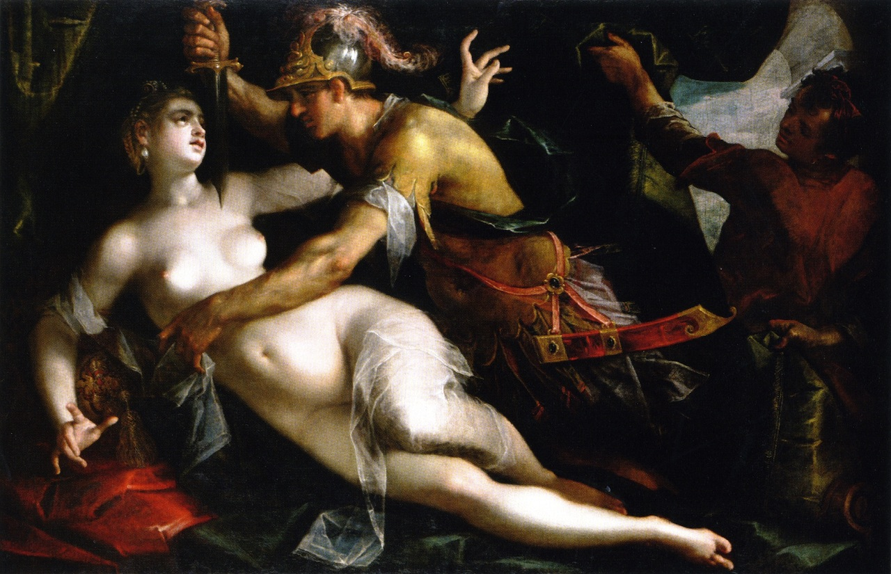 The Rape of Lucretia b...