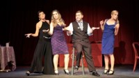 TIL DIVORCE DO US PART: THE MUSICAL (Society Hill Playhouse): The annoying ex you never wanted to see