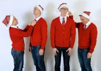 PLAID TIDINGS (Bucks County Playhouse): 60-second review