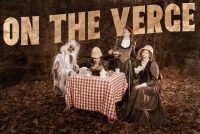 Women ON THE VERGE: Kittson O'Neill and Jennifer Summerfield on Hedgerow's wacky new comedy