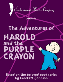 Gilbert wrote the songs for the musical version of Harold and the Purple Crayon