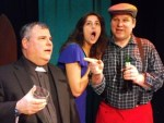 Irish Eyes Still Smiling: LAFFERTY'S WAKE back at Society Hill Playhouse 17 years later