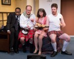 UNNECESSARY FARCE (Act II): 60-second review