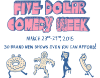 The Tour is FREE but the Facts aren't Facts: Walk around Philadelphia as part of the FIVE DOLLAR COMEDY WEEK