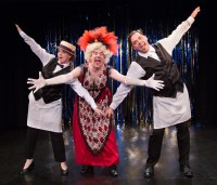 FORBIDDEN BROADWAY'S GREATEST HITS (Act II): 60-second review