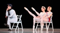 A TRIBUTE TO JEROME ROBBINS (PA Ballet): Perfect for Mother's Day