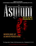 Finding ASYLUM: New work launches at Stagecrafters