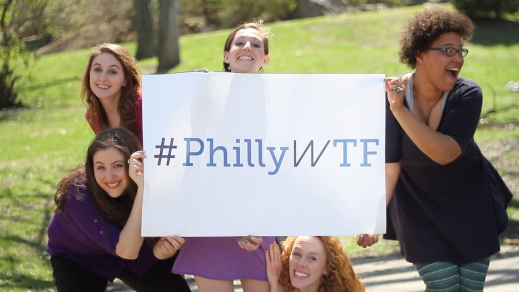 Philly, WTF? Ask the women behind the first Philadelphia Women's Theatre Festival. Photo by Kim Carson,