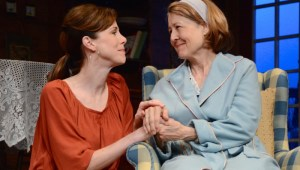 Christa Scott-Reed and Mia Dillon in ON GOLDEN POND.