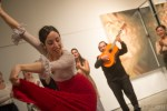 Wine, Tapas, Flamenco! Pasión y Arte presents a contemporary take on a classic tablao