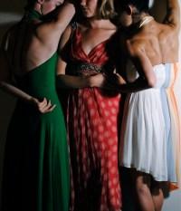 TRACES OF SHE (Evalina Carbonell, Meredith Stapleton, Kat J. Sullivan): 2015 Fringe review 65