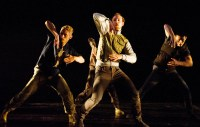 BODYTRAFFIC (Dance Affiliates): Rising-star of LA contemporary dance scene showcases versatile talent
