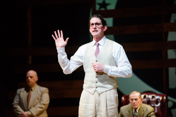 Bob Stineman in TO KILL A MOCKINGBIRD.