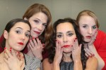 THE WOMEN (EgoPo): An engaging show turns a trifle into a treatise