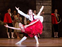 DON QUIXOTE (PA Ballet): Love and passion, Spanish style