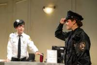 LOBBY HERO (Theatre Horizon): A web of unintended consequences