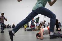 LEVÉE DES CONFLITS (Boris Charmatz): 2016 Fringe review 7