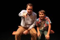 TOMMY AND ME (Theatre Exile): There am I in the midst of them