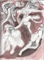 Dance in Sketch: Koresh Artists' Showcase November Series