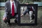 TWO WALKENS (Miniature Refrigerator Operator): Finding Christopher Walken, finding us