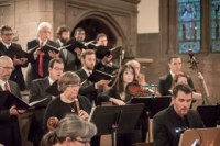 New Years with Bach: Choral Arts Philadelphia presents a seasonal treat