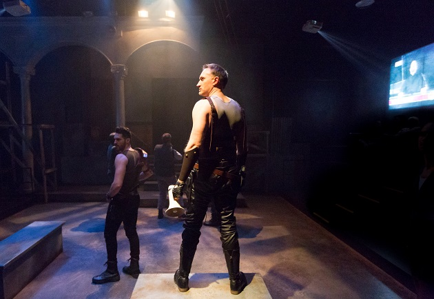 Lantern Theater Company Coriolanus review