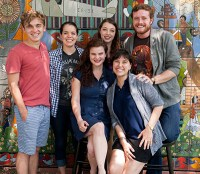 Interning PlayPenn, part 1: What theater students do behind the scenes of the playwriting conference