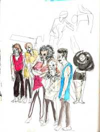 Dance in Sketch: Faye Driscoll's THANK YOU FOR COMING: PLAY (FringeArts)
