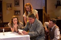 BRIGHTON BEACH MEMOIRS (Act II Playhouse): The same old schtick