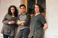 SWALLOW (Inis Nua): This Scottish play is a spot on reflection of America right now