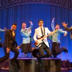 BUDDY: The Buddy Holly StoryJune 24 – July 16Book by Alan JanesMusic and Lyrics by Buddy HollyDirected by Hunter FosterChoreographed by Lorin Latarro