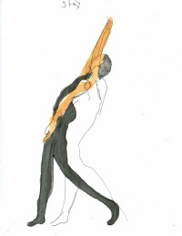Fringe in Sketch: Previewing STORM by Asya Zlatina and Dancers