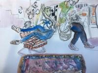 Fringe in Sketch: ALCHEMIST (Mary Tuomanen & Chris Davis)