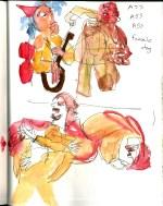 Fringe in Sketch: I, PEASEBLOSSUM (Curio Theatre)