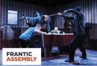 Devised Theater Workshop with Leading UK Practitioner Frantic Assembly