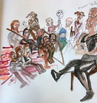 Theater in Sketch: Previewing THE PHANTOM OF THE OPERA