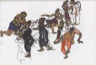 Dance in Sketch: RONALD K. BROWN/ EVIDENCE (NextMove Dance)